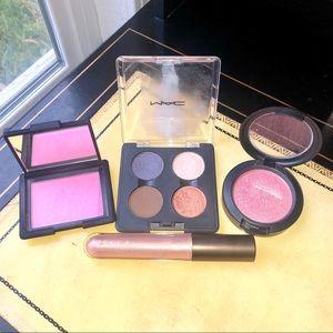 MAC Cosmetics NARS Becca Makeup Lot FUN